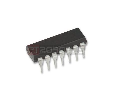 MCP4922 - 10-Bit Dual Voltage Output DAC Converter SPI Interface | Circuitos Integrados |