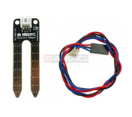 Soil Moisture Sensor Immersion Gold