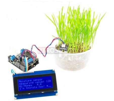 Soil Moisture Sensor Immersion Gold | Sensores Variados |