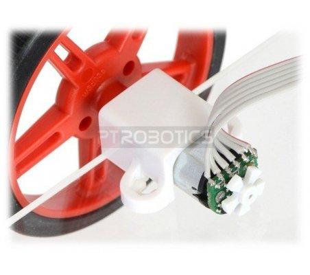 Optical encoder pair kit for micro gearmotors 5V