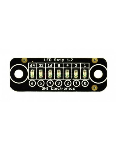 LED Strip Module - .NET GADGETEER GM-438 | GHI FEZ Gadgeteering .Net |