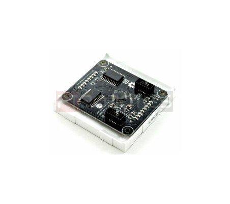LED Matrix Module DaisyLink - .Net Gadgeteer GM-370 | GHI FEZ Gadgeteering .Net |