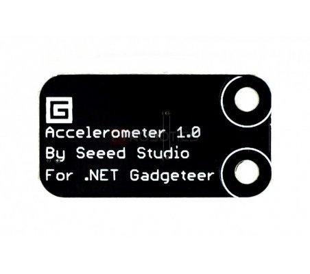 Accelerometer Module - .Net Gadgeteer GM-320 | GHI FEZ Gadgeteering .Net |
