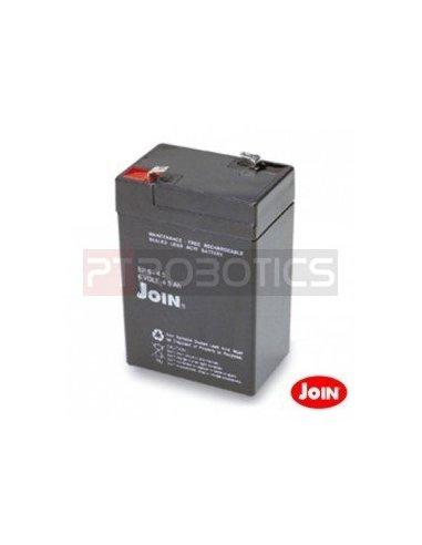 Bateria Chumbo Join 6V 4A | Baterias de Chumbo |