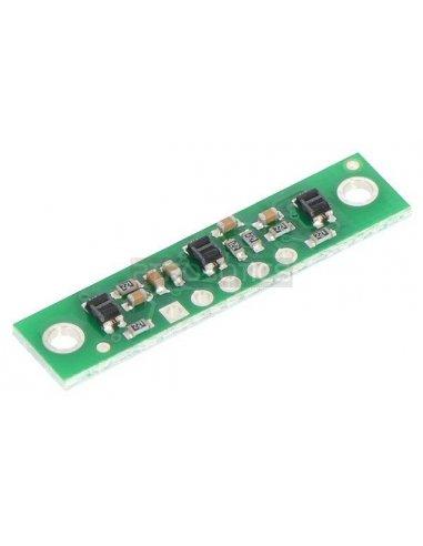 QTR-3RC Reflectance Sensor Array