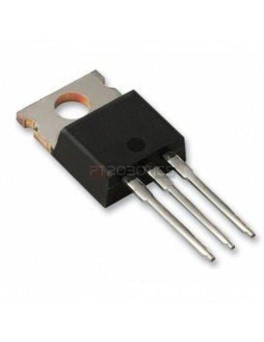 LM7808 - 8V 1A Positive Voltage Regulator | Regulador de Voltagem | Reguladores |