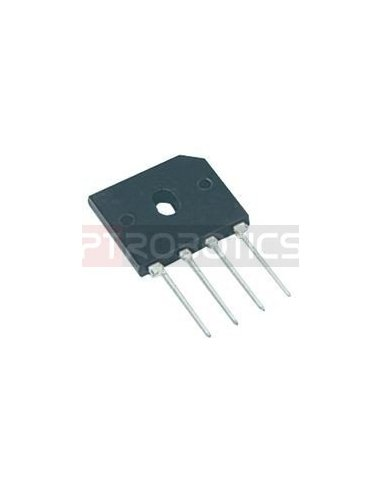 GBU405 - Bridge Rectifier 4A 600V | Ponte Retificadora |