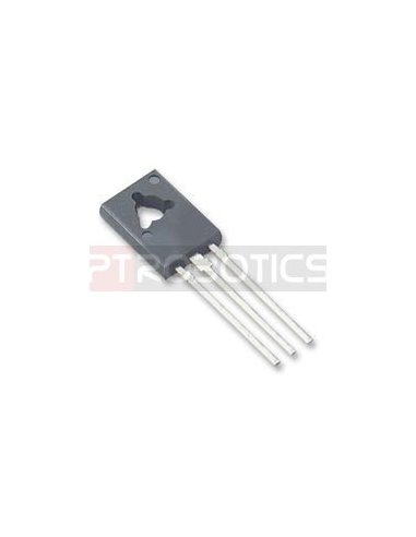 BD135 - NPN Power Transistor 45V 1.5A | Transistores |