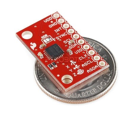 TripleAxisAccelerometerandGyro Breakout-MPU-6050 Sparkfun