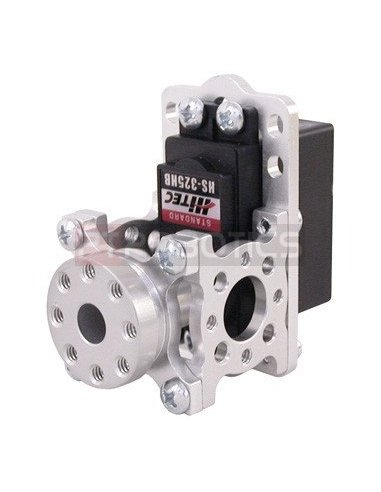 ServoBlock Kit - Hitec Standard - Hub Shaft | Pan Tilt |
