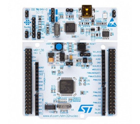 STM32 Nucleo development board for STM32 F0 series - STM32F030R8T6