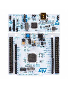 STM32 Nucleo development board for STM32 F4 series with STM32F401RE