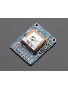 Adafruit Ultimate GPS Breakout - 66 channel w/10 Hz updates - Version 3