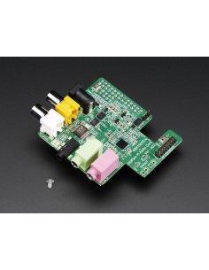 Wolfson Audio Card for Raspberry PI
