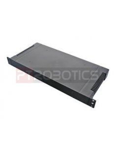 "19"" Rack Mount ABS Enclosure 1U"