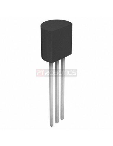 BC557 - PNP General Purpose Transistor   Transistores  