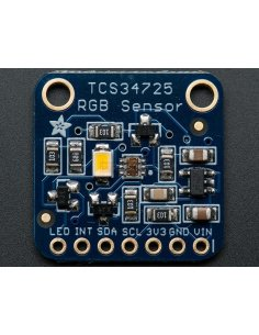 RGB Color Sensor with IR filter - TCS34725