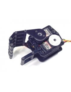 Lynxmotion Robot Hand - RH-01 - Without Servos