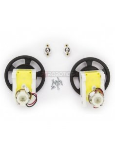Arduino Robot 2 wheel Set