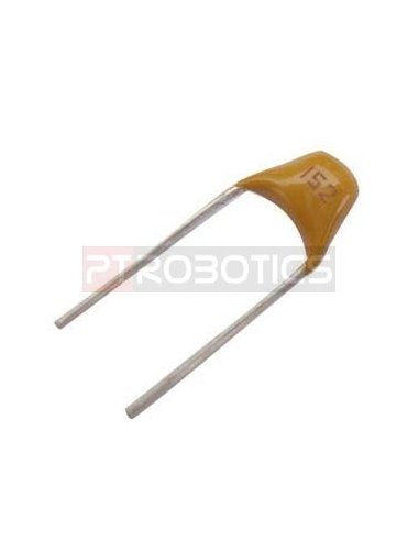 Condensador Cerâmico 120pF 50V | Condensador Cerâmicos |