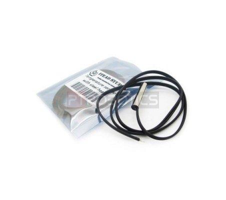 Temperature Sensor with Steel Head | Sensores de Temperatura |