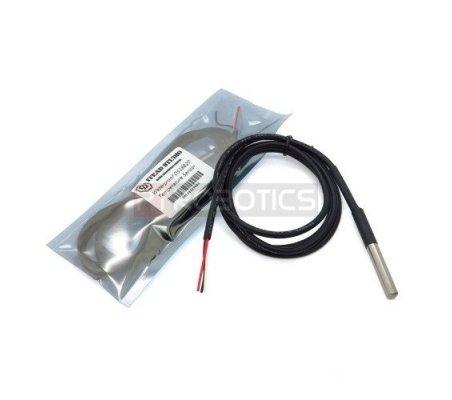 Waterproof DS18B20 Temperature Sensor | Sensores de Temperatura |