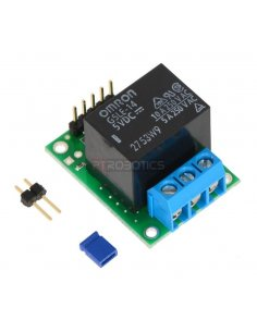 Pololu RC Switch with Relay Assembled