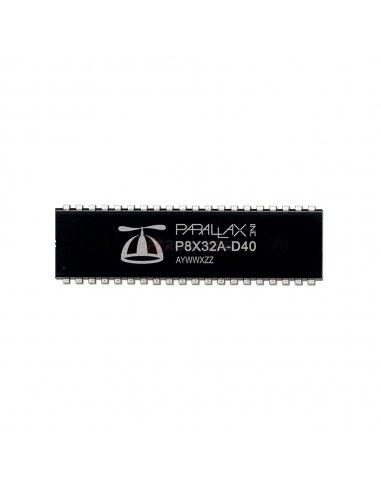 P8X32A - Parallax Propeller Chip   Parallax  