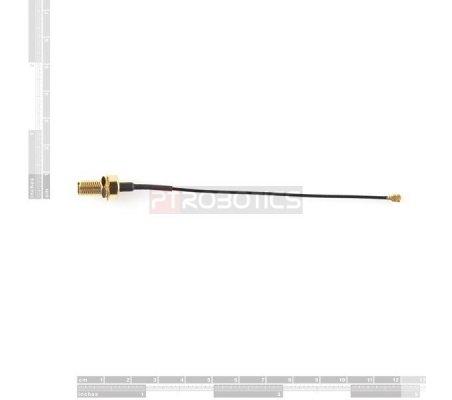 Interface Cable SMA Female to U.FL | Assemblados |