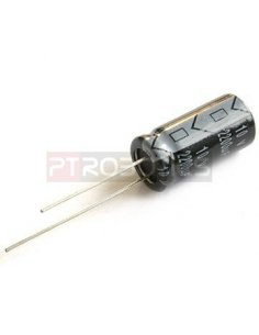 Condensador Electrolitico 100uF 10V