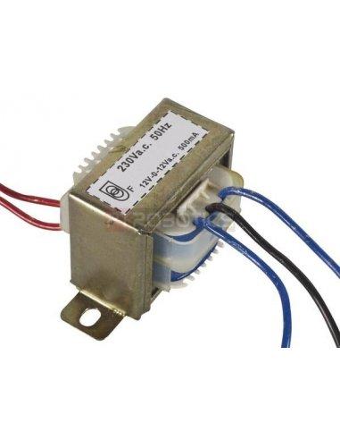 transformador 230V 12VA 2x12V | Transformadores |