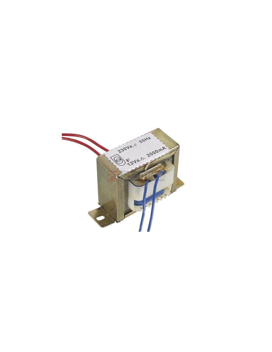 Transformer 230v 24va 1x12v for Transformadores de corriente 220v a 12v