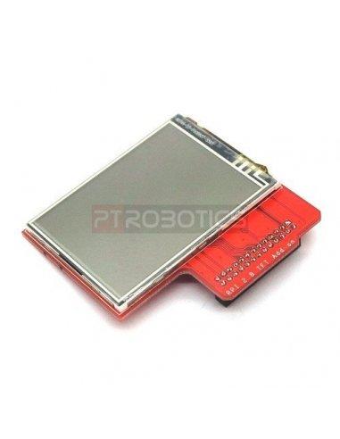 Raspberry Pi 2.8 TFT Add-on | LCD Raspberry Pi |