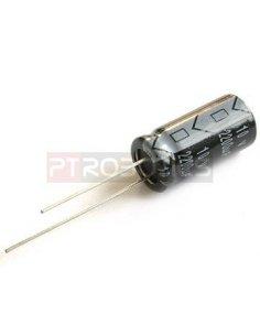 Condensador Electrolitico 470uF 16V