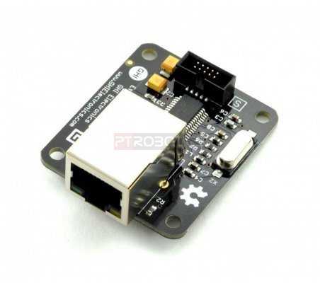 Ethernet ENC28 Module - .Net gadgeteer GM-333 | GHI FEZ Gadgeteering .Net |