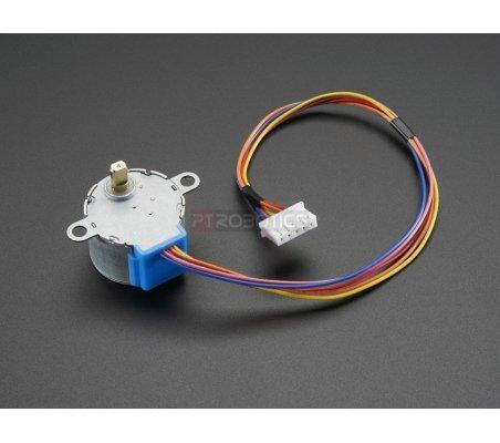Small Reduction Stepper Motor - 5VDC 32-Step 1/16 Gearing | Motor Stepper |