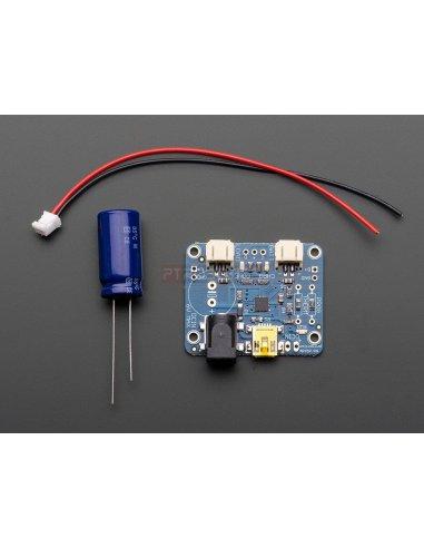 USB/DC/Solar Lithium Ion/Polymer charger v2 | Carregador de Baterias |