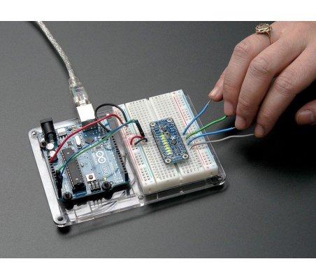 CAP1188 - 8-Key Capacitive Touch Sensor Breakout - I2C or SPI | Varios |