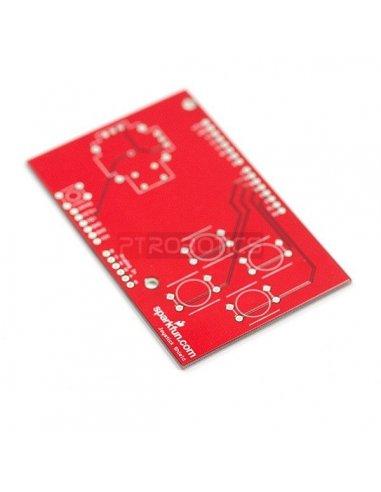 SparkFun Joystick Shield - Bare PCB