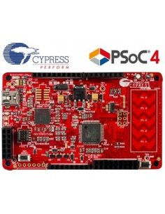 Cypress - CY8CKIT-042 PSoC4 Pioneer Kit - ARM Cortex-M0