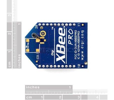 XBee Pro 60mW Wire Antenna - Series 1 (802.15.4) - XBP24-AWI-001