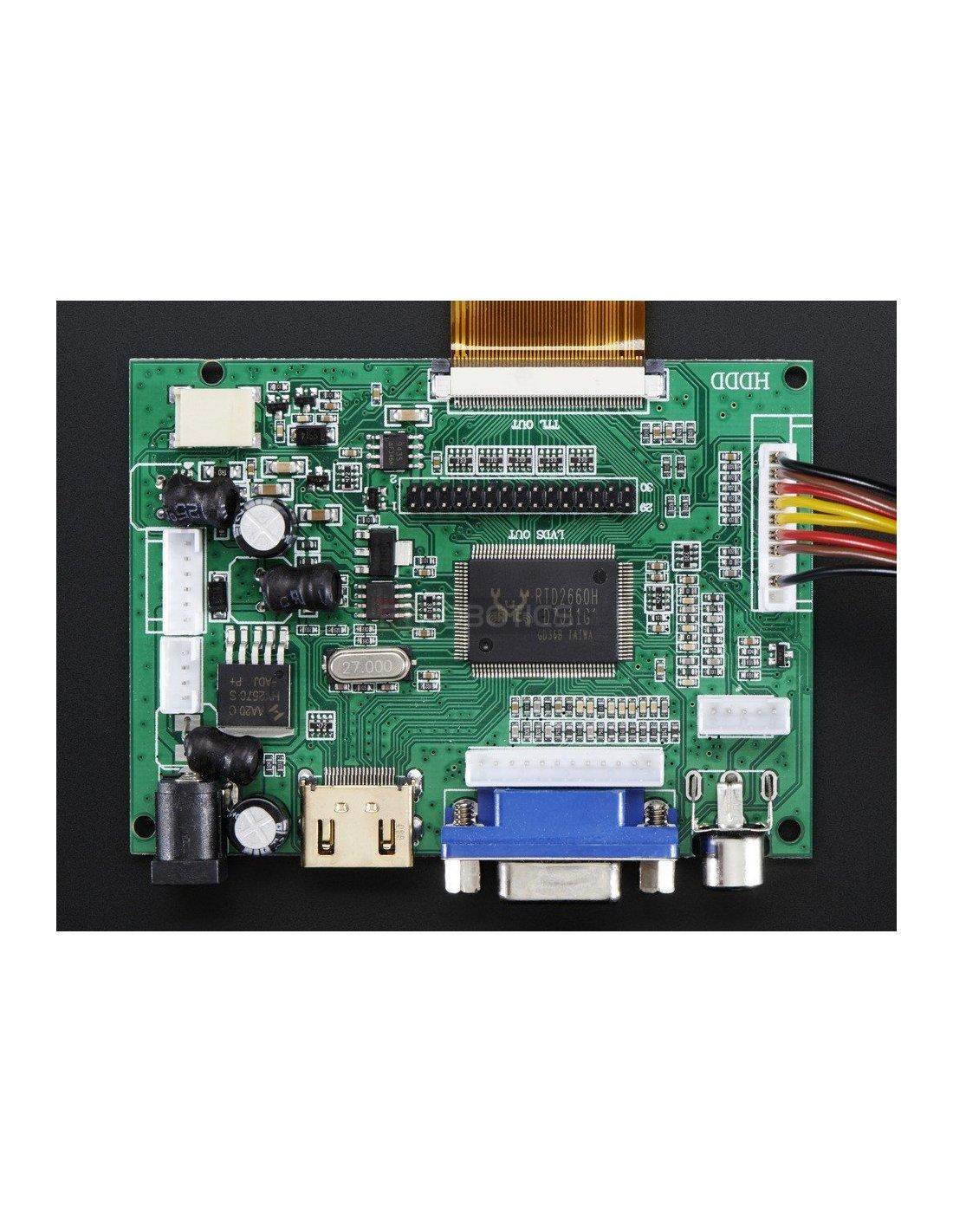 HDMI 4 Pi: 7