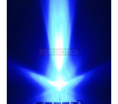 Kit Leds 5mm Azul Ultra Bright PTRobotics