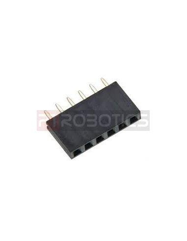 6 Pin Female Header   _Obsoletos  