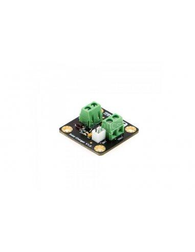 Solar Lipo Charger - 3.7V   Alimentação  