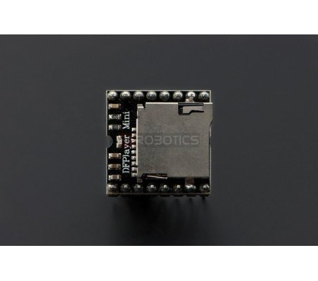 DFPlayer - A Mini MP3 Player DFRobot