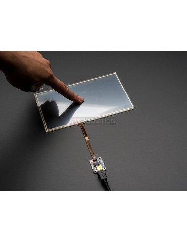 Resistive Touch Screen to USB Mouse Controller - AR1100 | LCD Grafico |