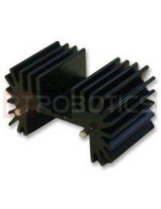 Heatsink TO218 - TO220 - TO247 - 5.6°C/W