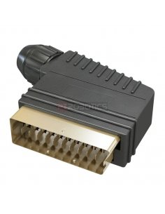 Scart Plug - 21 Pin