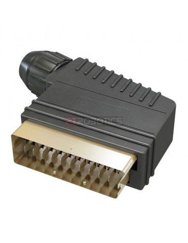 Scart Plug - 21 Pin | Scart |